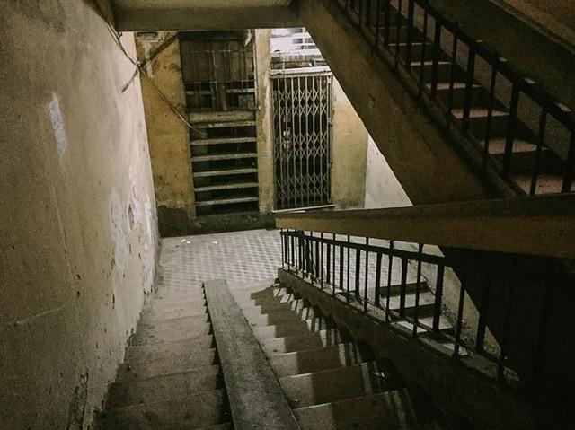 Bên trong khu đất vàng tập thể cũ Viện phim sắp thành cao ốc 25 tầng - Ảnh 5.