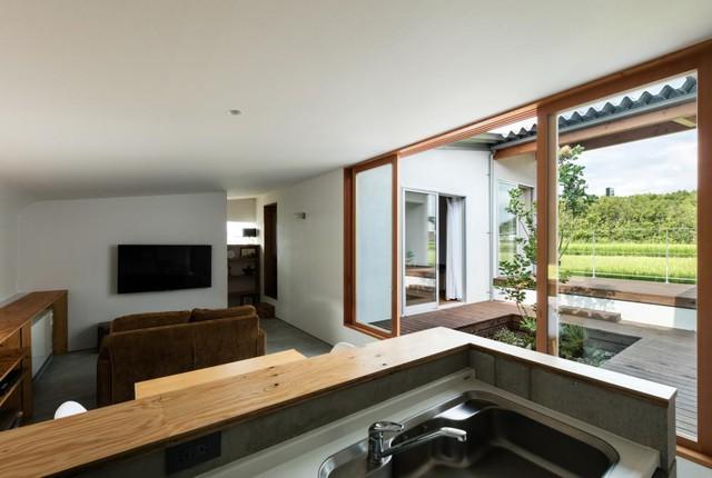 Học cách thiết kế ngôi nhà cấp 4 tiện nghi của người Nhật - Ảnh 8.