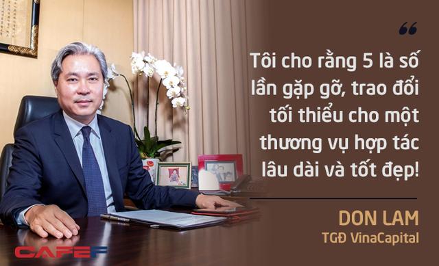 Ông Don Lam tiết lộ cơ hội của VinaCapital khi lập quỹ 100 triệu USD đầu tư vào startup công nghệ - Ảnh 4.