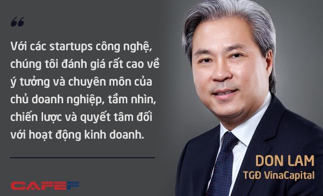 Ông Don Lam tiết lộ cơ hội của VinaCapital khi lập quỹ 100 triệu USD đầu tư vào startup công nghệ - Ảnh 2.