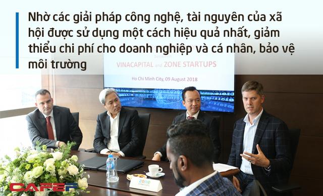Ông Don Lam tiết lộ cơ hội của VinaCapital khi lập quỹ 100 triệu USD đầu tư vào startup công nghệ - Ảnh 1.