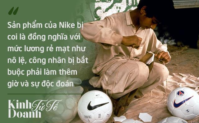 Nike: Sự nhữngh tân của 1 biểu tượng về đối xử tàn tệ có người lao động - Ảnh 1.