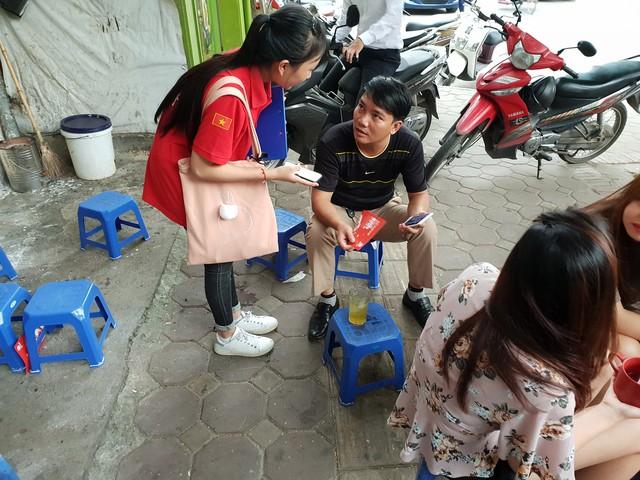 Chân ướt chân ráo tới Hà Nội, Go-Việt biểu hiện tham vọng chiếm lĩnh thị phần của Grab ngay từ quán trà đá - Ảnh 1.