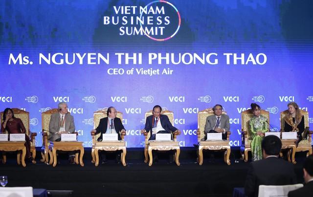 CEO Vietjet Nguyễn Thị Phương Thảo: Không phải công nghệ mà là giấc mơ của con người 1 vàih tân địa cầu - Ảnh 1.