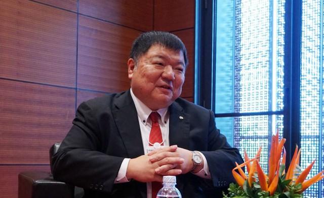 Phó Chủ tịch hãng Nissan: Cách mạng 4.0 có thể đưa Việt Nam bắt kịp ngành công nghiệp xe hơi của Nhật Bản - Ảnh 2.
