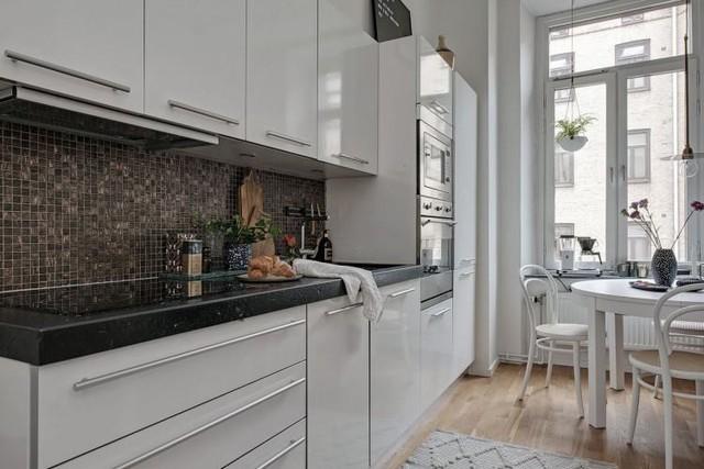 Thiết kế căn hộ 46m2 rộng thoáng không ngờ, đốn tim vạn người - Ảnh 15.