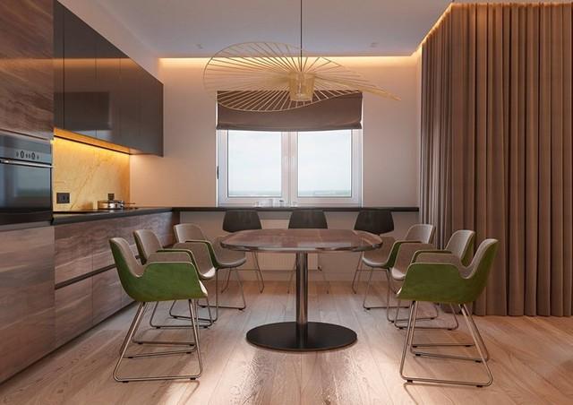 Thiết kế đèn âm tường giúp căn hộ trở nên lung linh - Ảnh 3.