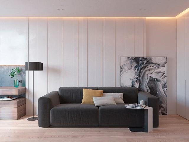 Thiết kế đèn âm tường giúp căn hộ trở nên lung linh - Ảnh 4.
