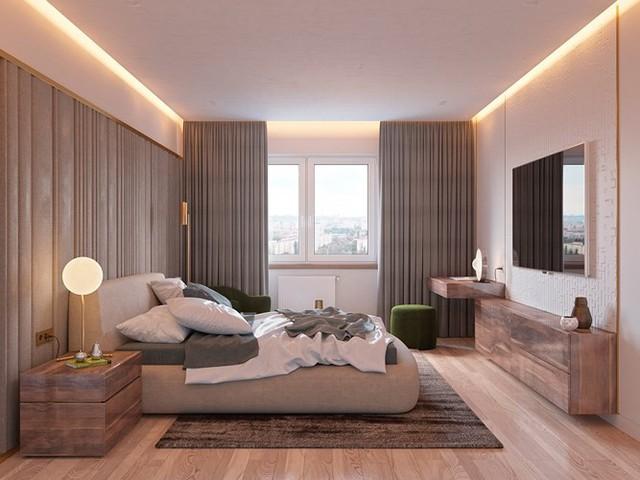 Thiết kế đèn âm tường giúp căn hộ trở nên lung linh - Ảnh 6.