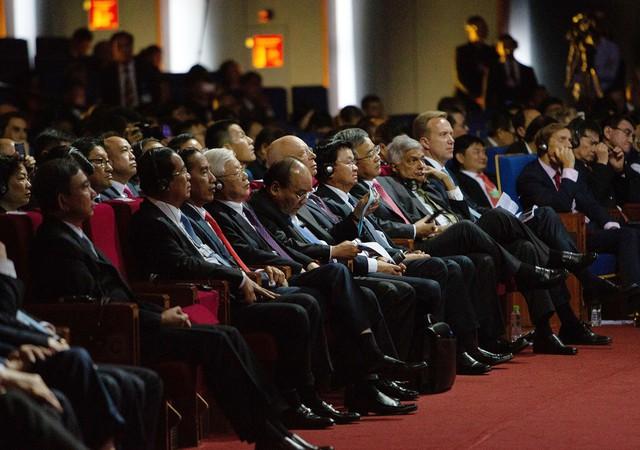 Cuộc chiến vô cực của Tổng thống Widodo và các câu chuyện lan tỏa hậu trường WEF ASEAN 2018 - Ảnh 1.