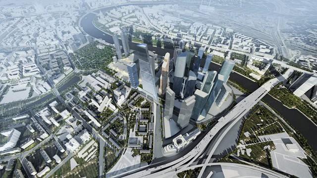 Tòa nhà siêu mỏng cao 404 m, diện tích chỉ 32 m2 sắp xuất hiện ở Nga - Ảnh 4.