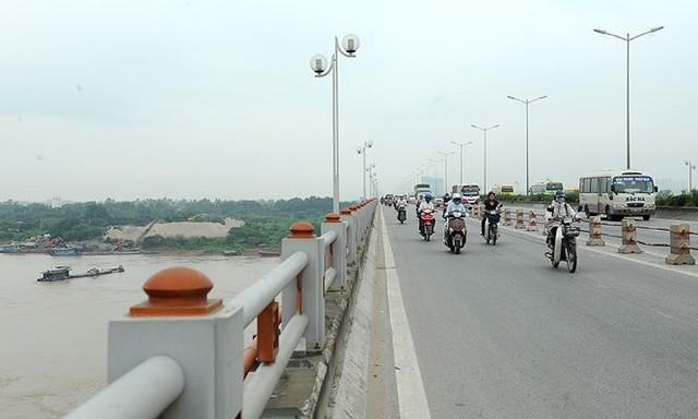 Có thể cấm cầu Vĩnh Tuy, Thanh Trì, Nhật Tân vì siêu bão Mangkhut? - Ảnh 9.