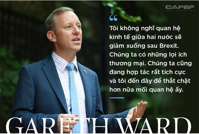 Chân dung bất ngờ của tân Đại sứ Vương Quốc Anh ở Việt Nam - Ảnh 3.