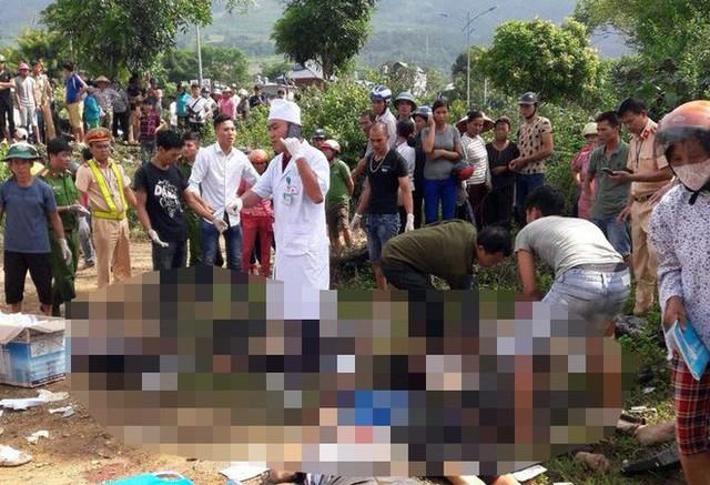 Hiện trường thảm khốc vụ tai nạn 12 người chết, 3 người bị thương ở Lai Châu - Ảnh 4.