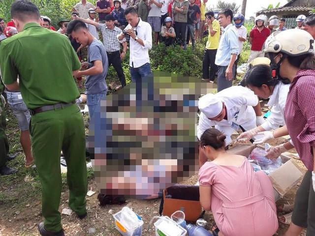Hiện trường thảm khốc vụ tai nạn 12 người chết, 3 người bị thương ở Lai Châu - Ảnh 5.