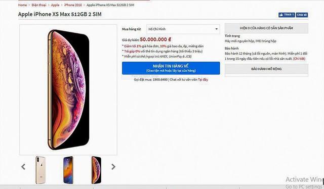 Apple ra siêu phẩm mới: Thị trường iPhone xách tay tại Việt Nam bị thổi giá trên trời - Ảnh 5.