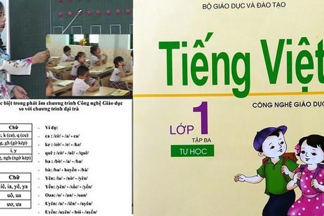 """Nhìn lại toàn cảnh tranh cãi quanh """"Công nghệ giáo dục"""", đọc thơ theo """"ô vuông, tròn"""" - Ảnh 1."""