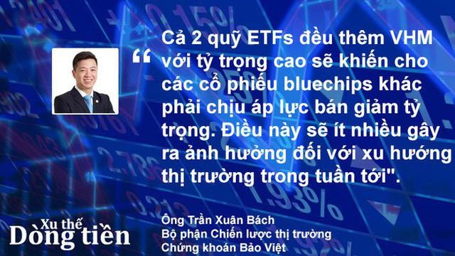 Xu thế dòng tiền: ETF có đáng ngại? - Ảnh 2.