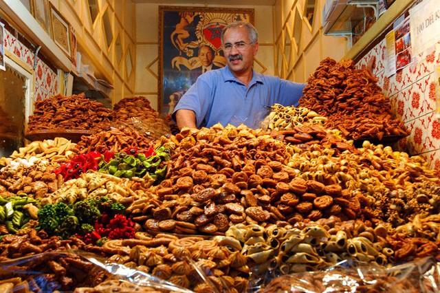 Đến với đất nước Morocco, bạn sẽ không thể bỏ qua loạt món ăn hấp dẫn này - Ảnh 12.