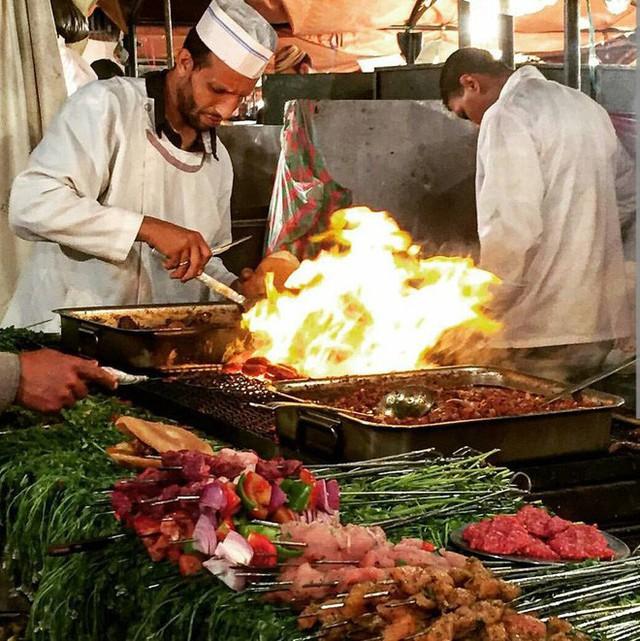 Đến với đất nước Morocco, bạn sẽ không thể bỏ qua loạt món ăn hấp dẫn này - Ảnh 13.