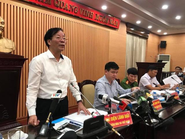 Phó Giám đốc Công an TP Hà Nội: Công an đang làm rõ ma túy gì, do ai mua, ai mang vào? - Ảnh 3.