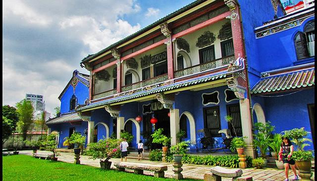 5 sự thật thú vị về tòa lâu đài xanh tuyệt đẹp ở Malaysia trong Con nhà siêu giàu châu Á: Điểm du lịch sáng giá mới sau sức hút của bộ phim đình đám  - Ảnh 3.