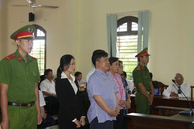 """Đại gia thủy sản Tòng """"Thiên Mã"""" nhận 18 năm tù - Ảnh 3."""