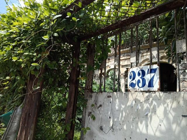 Căn biệt thự gần 100 tuổi được tháo dỡ dở dang ở Sài Gòn - Ảnh 5.