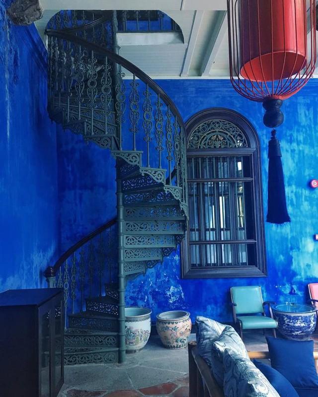 5 sự thật thú vị về tòa lâu đài xanh tuyệt đẹp ở Malaysia trong Con nhà siêu giàu châu Á: Điểm du lịch sáng giá mới sau sức hút của bộ phim đình đám  - Ảnh 1.