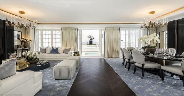 Khám phá ngôi biệt thự trị giá 42 triệu USD ở con phố tỷ phú Mayfair – nơi sự xa hoa ẩn trong lòng đất - Ảnh 4.