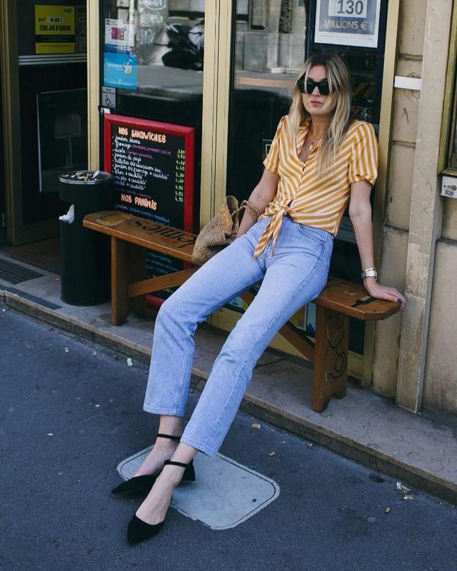 Sắm đủ 6 món đồ này, bạn hoàn toàn có thể mặc đẹp như một quý cô người Pháp - Ảnh 1.