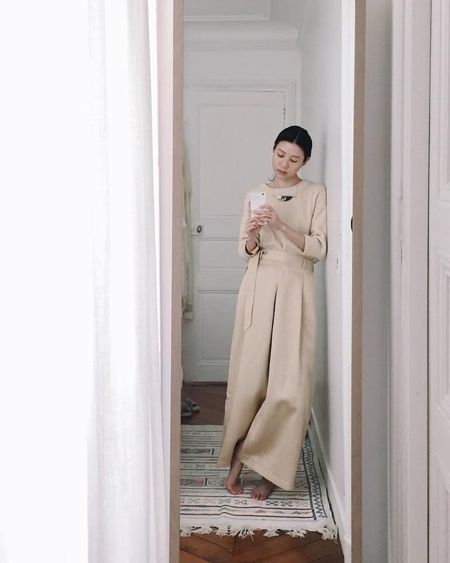 Sắm đủ 6 món đồ này, bạn hoàn toàn có thể mặc đẹp như một quý cô người Pháp - Ảnh 13.