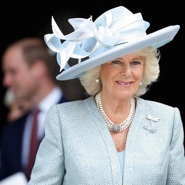 Từng giản dị đến mức nhàm chán, bà Camilla đã thay đổi phong cách thế nào để lọt top 30 nhân vật mặc đẹp nhất nước Anh? - Ảnh 16.