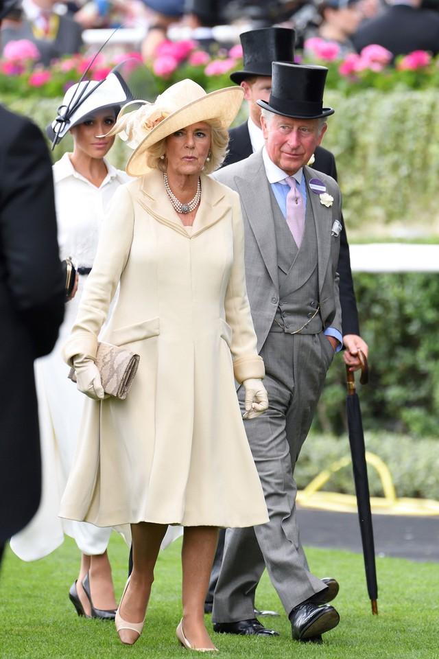 Từng giản dị đến mức nhàm chán, bà Camilla đã thay đổi phong cách thế nào để lọt top 30 nhân vật mặc đẹp nhất nước Anh? - Ảnh 6.