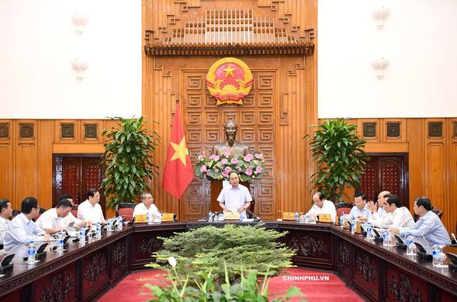 Thủ tướng: Phải làm bài bản quy hoạch dự án cảng Liên Chiểu - Ảnh 1.