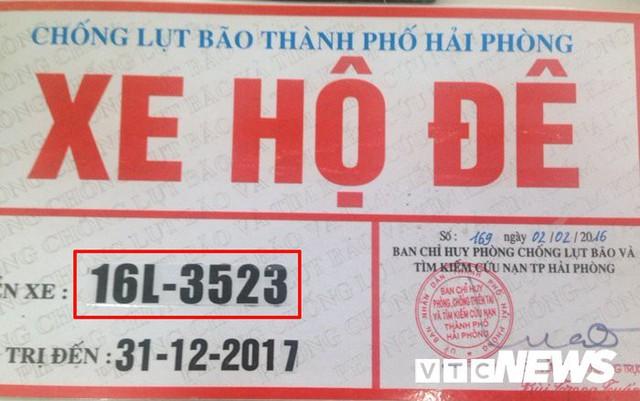 Siêu xe Cadillac gắn biển xe hộ đê trốn phí trên cao tốc Hà Nội – Hải Phòng - Ảnh 3.