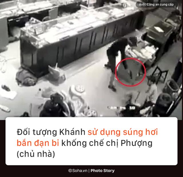 [PHOTO STORY] Lý lịch bất hảo của nhóm cướp vật lộn với bà chủ tiệm vàng ở Sơn La - Ảnh 5.