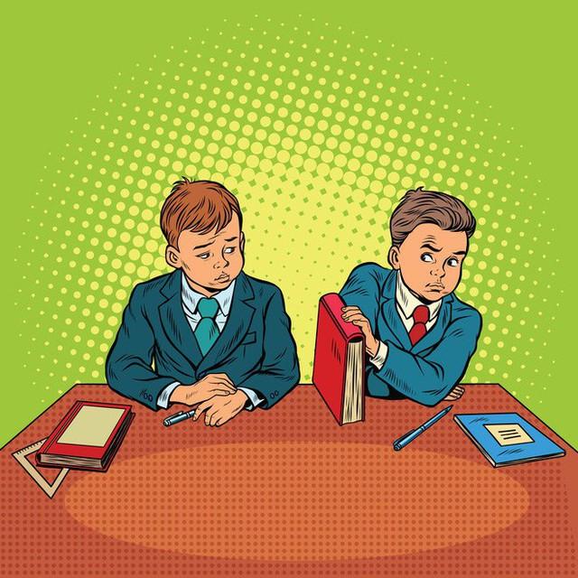 Đối diện với những xung đột của con trẻ, đa số các bậc cha mẹ mắc 7 sai lầm này khiến con càng khó hòa đồng, năng động khi ở trường - Ảnh 1.