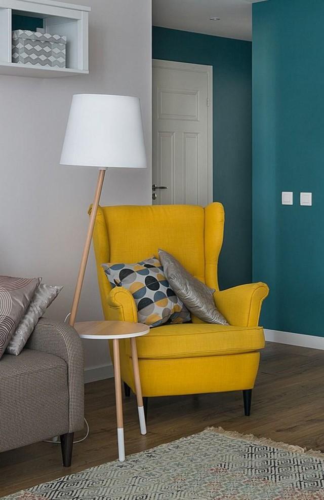 Căn hộ 2 phòng ngủ được bố trí nội thất tiện nghi, sang trọng dành cho những gia đình trẻ - Ảnh 2.