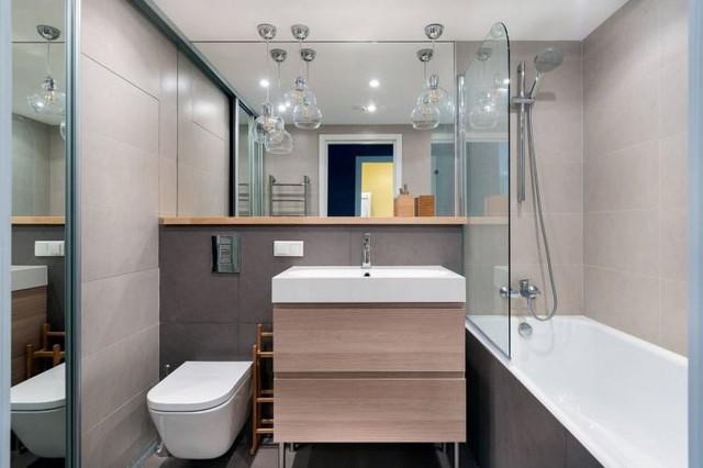 Căn hộ 2 phòng ngủ được bố trí nội thất tiện nghi, sang trọng dành cho những gia đình trẻ - Ảnh 13.