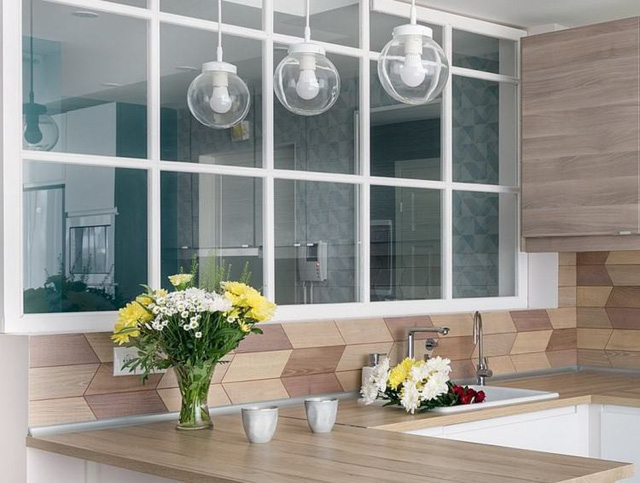 Căn hộ 2 phòng ngủ được bố trí nội thất tiện nghi, sang trọng dành cho những gia đình trẻ - Ảnh 4.