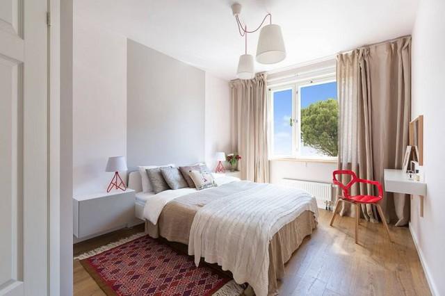 Căn hộ 2 phòng ngủ được bố trí nội thất tiện nghi, sang trọng dành cho những gia đình trẻ - Ảnh 7.