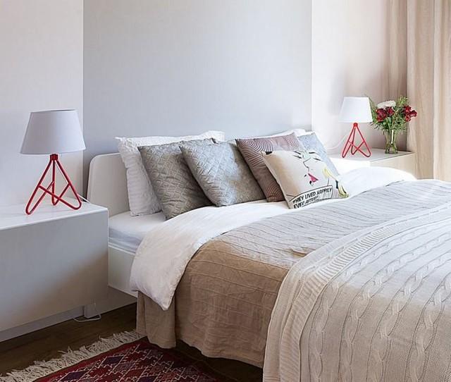 Căn hộ 2 phòng ngủ được bố trí nội thất tiện nghi, sang trọng dành cho những gia đình trẻ - Ảnh 8.