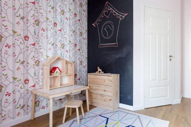 Căn hộ 2 phòng ngủ được bố trí nội thất tiện nghi, sang trọng dành cho những gia đình trẻ - Ảnh 10.