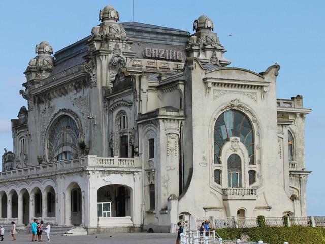 10 công trình nổi tiếng giờ ở trong cảnh hoang tàn: Không thể tin có nơi từng được dùng cho sự kiện tầm cỡ thế giới - Ảnh 10.