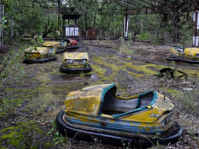 10 công trình nổi tiếng giờ ở trong cảnh hoang tàn: Không thể tin có nơi từng được dùng cho sự kiện tầm cỡ thế giới - Ảnh 2.