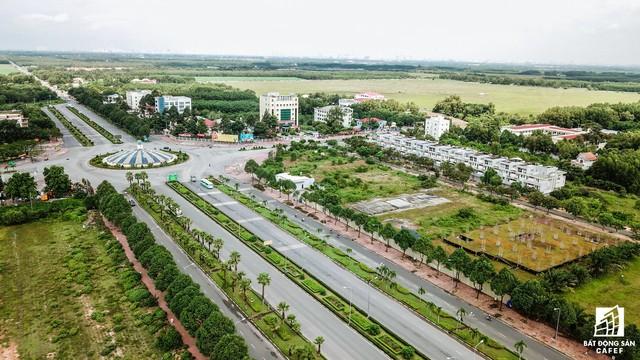 Khu thành thị mới Nhơn Trạch hiện giờ ra sao sau 5 lần sốt đất? - Ảnh 2.