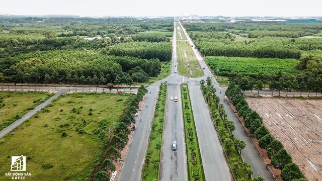 Khu thành thị mới Nhơn Trạch hiện giờ ra sao sau 5 lần sốt đất? - Ảnh 3.