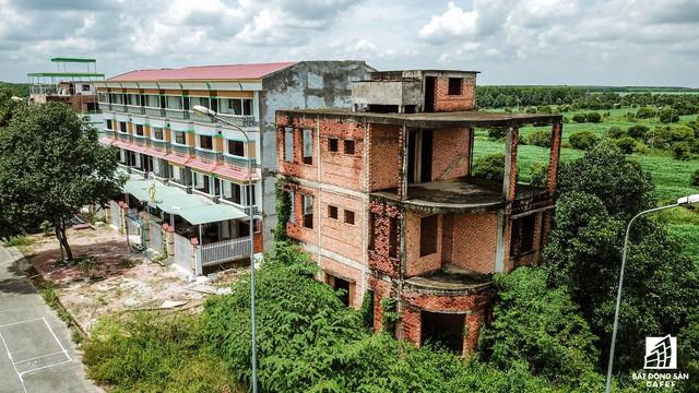 Khu thành thị mới Nhơn Trạch hiện giờ ra sao sau 5 lần sốt đất? - Ảnh 8.