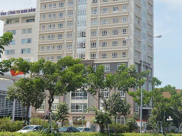 Dự án trụ sở công ty thành chung cư cao cấp - Ảnh 1.